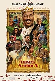 Amerikan Rüyası 2 / Coming 2 America – Alt Yazılı izle