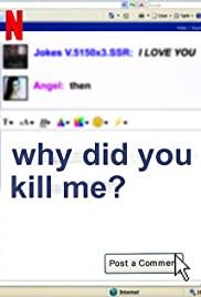 Beni Neden Öldürdün? / Why Did You Kill Me? – Alt Yazılı izle
