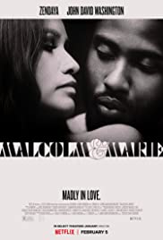 Malcolm ve Marie / Malcolm & Marie Türkçe izle