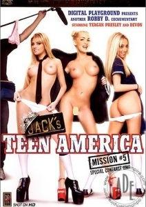 Teen America: Mission vol.5 full erotik film izle