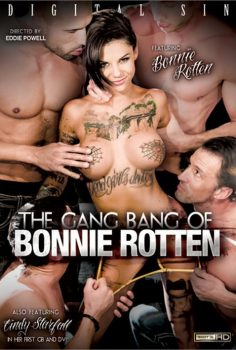 The Gang Bang Of Bonnie Rotten erotik film izle