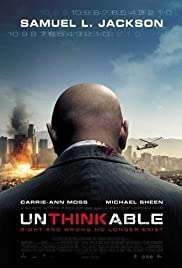 Akılalmaz / Unthinkable izle