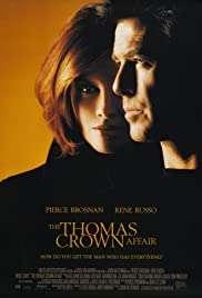 İkili oyun / The Thomas Crown Affair izle