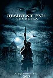 Resident Evil: Vendetta izle